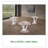 KIM (1 COFFEE + 2 END TABLE )
